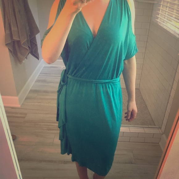 Max & Cleo Dresses | Teal Cocktail Or Formal Dress | Poshmark